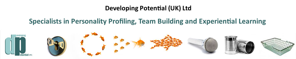 Developing Potential UK Ltd Team Building Specialists