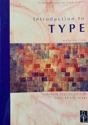 Introduction to Type Booklet